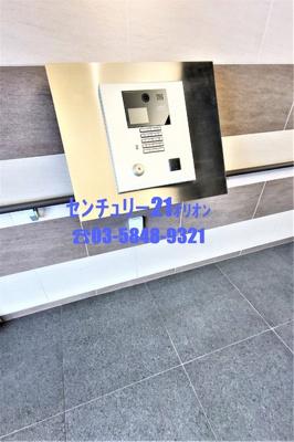 【セキュリティ】グランドコンシェルジュ鷺宮(サギノミヤ)-5F