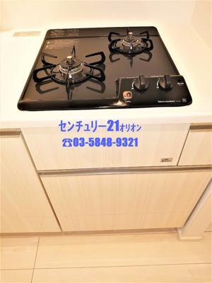 【キッチン】グランドコンシェルジュ鷺宮(サギノミヤ)-5F