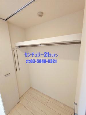 【収納】グランドコンシェルジュ鷺宮(サギノミヤ)-5F