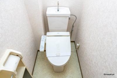 【トイレ】グレイス・ランド