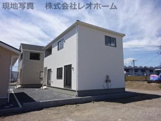 現地写真掲載 新築 高崎市沖町AO1-2 の画像