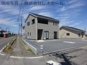 現地写真掲載 新築 高崎市沖町AO1-4 の画像