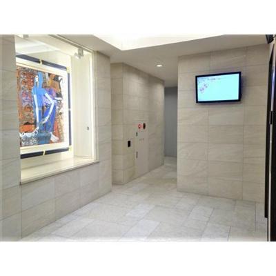 エレベーター二基完備!
