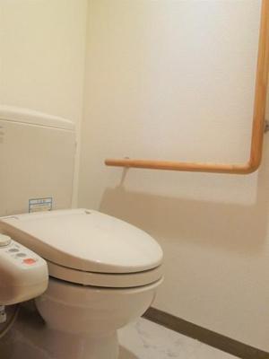 【トイレ】R-COURT 泉