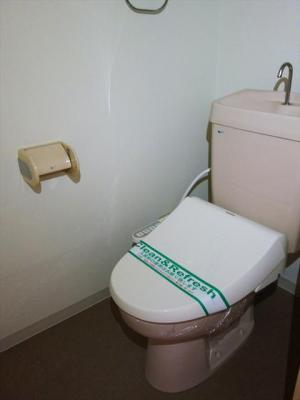 【トイレ】パークサイド白川