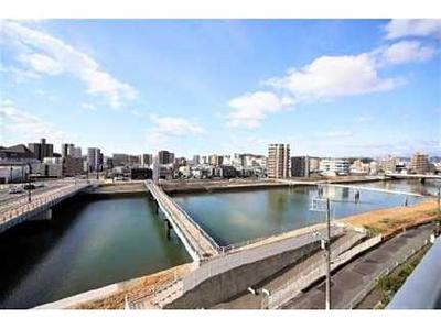 【展望】藤和東大橋ハイタウン