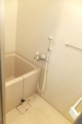 【浴室】中央ダイナミックコーポNo.2