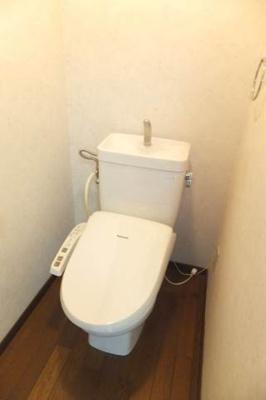 【トイレ】中央ダイナミックコーポNo.2