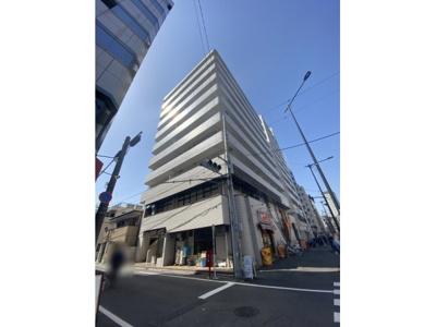 東急東横線、日比谷線「中目黒」駅徒歩約7分の立地です。