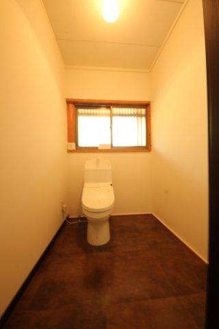 【トイレ】長丘4丁目戸建て