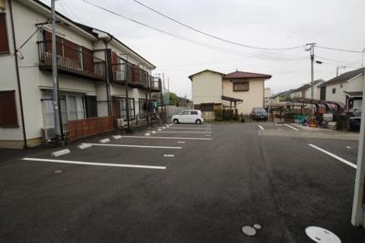 【駐車場】パレットEZOE駐車場