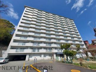 ≪逆瀬川パークマンション≫地上12階地下1階建 総戸数152戸 ご紹介のお部屋は1階部分です♪