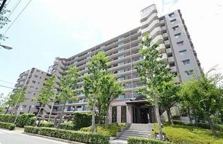 【マイシティ武庫川レックスマンションB棟】地上11階建 総戸数216戸 ご紹介のお部屋は4階部分です♪※只今リフォーム中です!完成予定は3月末です。