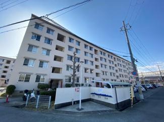 【東園田団地2号棟】昭和45年4月建築 地上5階建 ご紹介のお部屋は3階部分です♪室内リフォーム済み!即ご入居していただけます(^^)