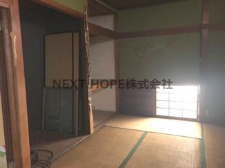 1階和室です♪足を伸ばして寛いでいただけます(^^)ぜひ現地をご覧ください♪