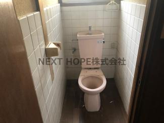 トイレです♪お好きなリフォームを楽しんでいただけます(^^)