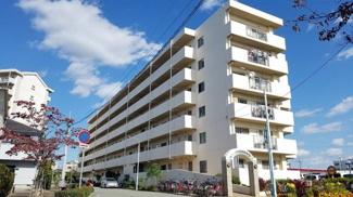【サンロイヤル東園田】地上6階建 総戸数58戸 ご紹介のお部屋は4階部分角部屋です♪