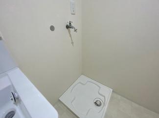 洗濯機置き場です!ぜひ現地でご確認ください(^^)お気軽にネクストホープ不動産販売までお問い合わせを!!