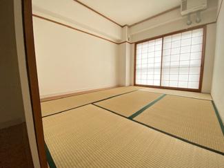 和室6帖です♪足を伸ばして寛いでいただけます(^^)素敵な室内をぜひ現地でご確認ください♪お気軽にネクストホープ不動産販売までお問い合わせを!!