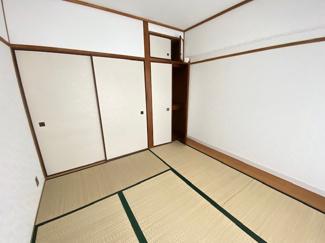 和室6帖です♪押入れも有り、室内を有効に使用していただけます!!ぜひ現地でご確認ください(^^)お気軽にネクストホープ不動産販売までお問い合わせを!!