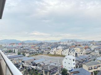 6階部分からの素敵な眺望です(^^)