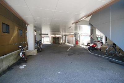 【駐車場】ハイツニュービレッジ