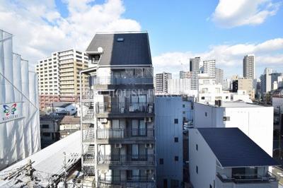 【庭】プレサンス野田阪神駅前ザプレミアム