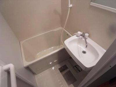 【浴室】クレアシオン浅草