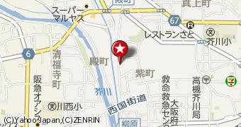 【地図】サンハイツ殿町 (株)Roots