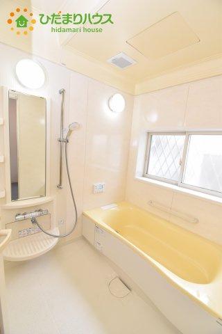 【浴室】上尾市原市 中古一戸建て