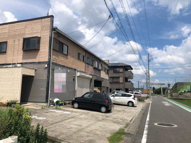 【外観】エンジェル一宮1階