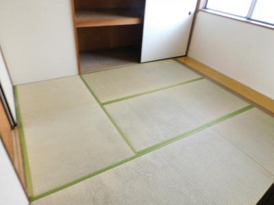 【寝室】サンコーポ