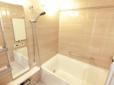【浴室】オープンレジデンシア上野松が谷