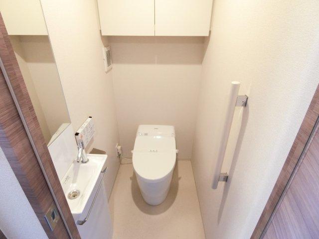 【トイレ】オープンレジデンシア上野松が谷