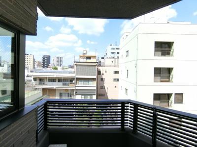 【バルコニー】オープンレジデンシア上野松が谷