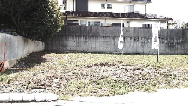【外観】東豊中町3丁目1号地建築条件無売地