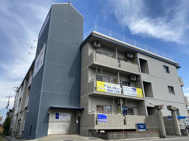 【外観】ロイヤルコーポ北中島