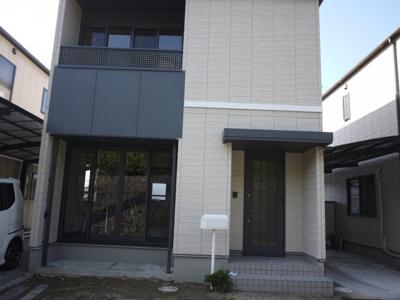【外観】3-3三宅貸家