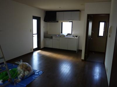 【居間・リビング】3-3三宅貸家
