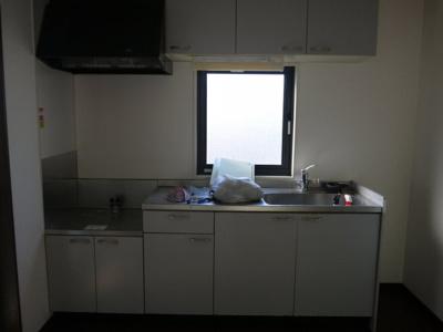 【キッチン】3-3三宅貸家