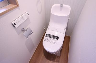 【トイレ】神陵台戸建B号地