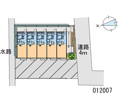 【区画図】大倉山