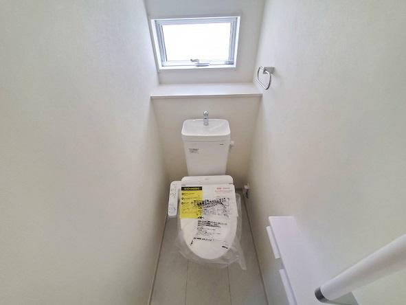 【トイレ】ひたちなか市高場新築第11 1号棟