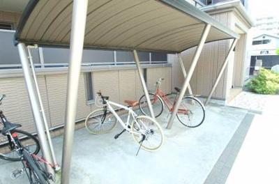☆自転車置き場あります♪