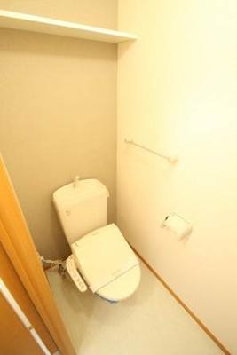 ☆清潔なトイレ☆