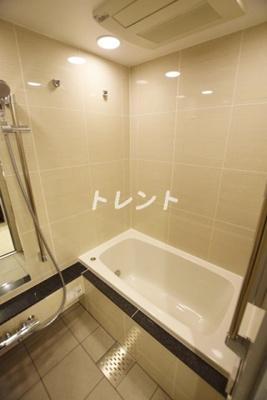 【浴室】アルビオザタワー千代田飯田橋