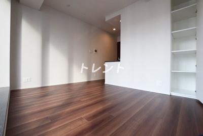 【居間・リビング】アルビオザタワー千代田飯田橋