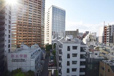 【展望】アルビオザタワー千代田飯田橋