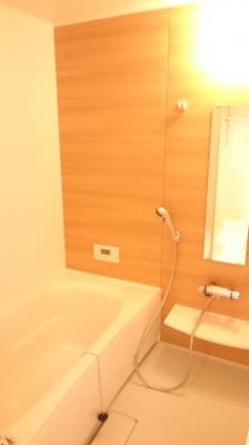 【浴室】ヴィルセイン 潮彩 B棟