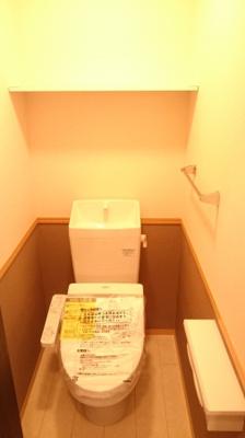 【トイレ】ヴィルセイン 潮彩 B棟
